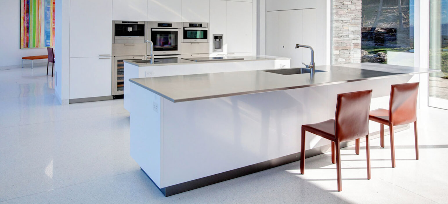 Terrazzo Floor Polished Marble Granite Concrete Polish