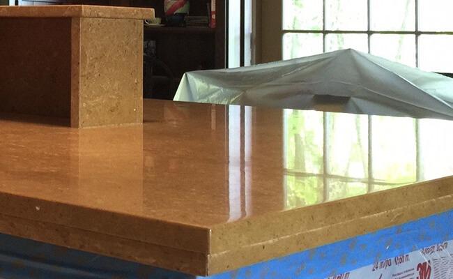 marble-countertop-polishing